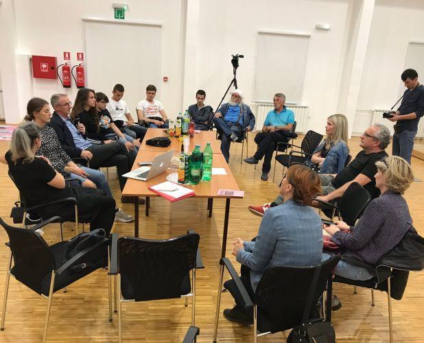 Demokratizacija kulture sjećanja u Kninu