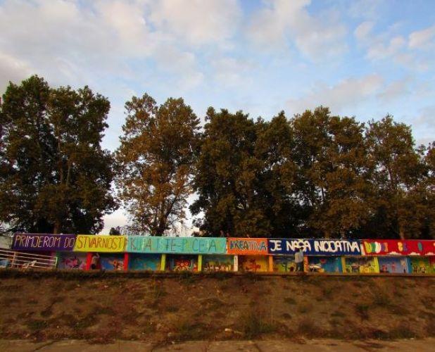 Umjetnost u javnom i socijalnom prostoru - online katalog